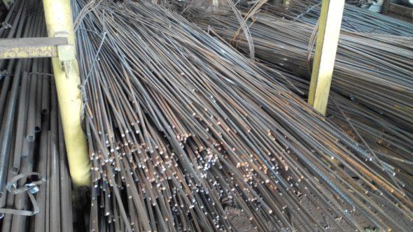 стальная арматура