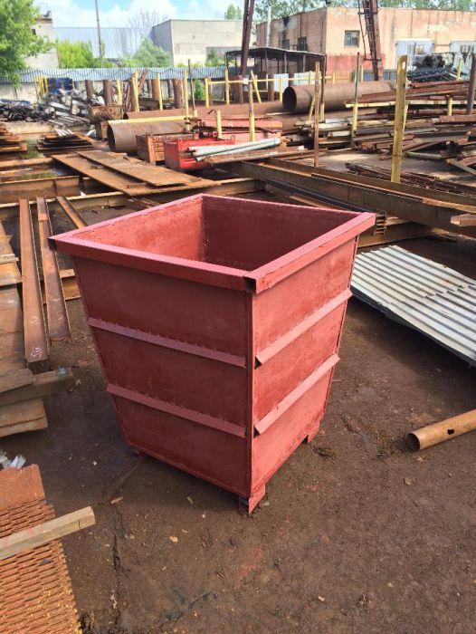 контейнер мусорный